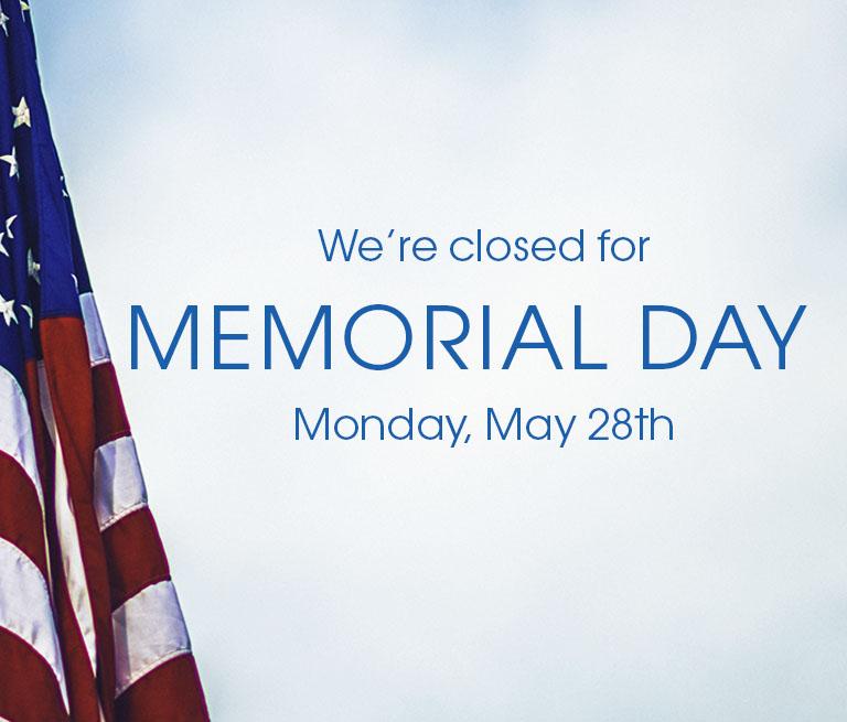 closed-memorial-day